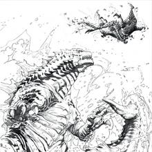 Concept Art - Awakening - Godzilla Behind Shinomura.png