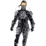Concept Art - Godzilla Final Wars - EDF Mutant 2.png