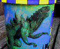 Godzilla Vanilla 2 Edy's