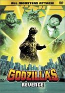 Godzilla 10-Revenge 3