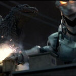 Godzilla X MechaGodzilla - Kiryu punch Godzilla.jpg