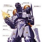 Concept Art - Godzilla Against MechaGodzilla - Kiryu 8.png