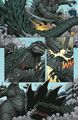 Godzilla Rulers of Earth Godzilla vs Zilla 2