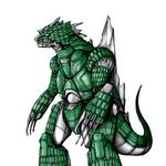 Concept Art - Godzilla Against MechaGodzilla - Kiryu 33.png
