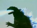 GXM Godzilla Uses Blue Atomic Breath