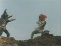 Go! Greenman - Episode 3 Greenman vs. Gejiru - 33