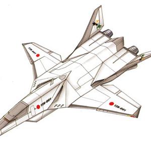 Concept Art - Godzilla Against MechaGodzilla - Shirasagi 4.png