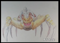 Concept Art - Yamato Takeru - Spider Kumasogami 3