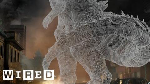 Godzilla Creating the Animalistic and Masculine Kaiju Monster-Design FX-WIRED