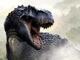 Vastatosaurus rex/Gallery