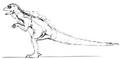 Concept Art - Godzilla vs. MechaGodzilla 2 - Baby Godzilla 3