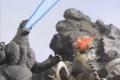 Godzilla and Gigan Team Up