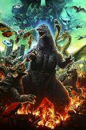 Godzilla ee