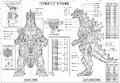 Concept Art - Godzilla Tokyo SOS - Kiryu 6
