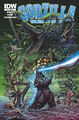 RULERS OF EARTH Issue 8 Retailer Incentive Cover