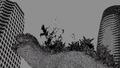 Shin Godzilla - Before & after CGI effects - 00129