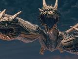 King Ghidorah (Godzilla vs. Evangelion)