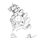 Concept Art - Godzilla Against MechaGodzilla - Kiryu 18.png