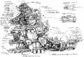 Concept Art - Godzilla vs. MechaGodzilla 2 - MechaGodzilla 8