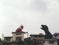 Go! Godman - Episode 6 Godman vs. Gorosaurus - 16 - It's go time