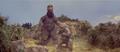 All Monsters Attack - SoshingekiGoji forces Minilla to fight