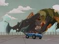 Zilla Junior vs Megapede 2