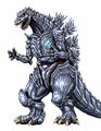 Concept Art - Godzilla Against MechaGodzilla - Kiryu 10