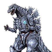 Concept Art - Godzilla Against MechaGodzilla - Kiryu 10.png