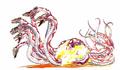 Concept Art - Yamato Takeru - Orochi 1