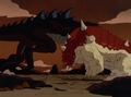 Zilla Junior vs Thorny Devil
