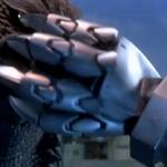 Godzilla X MechaGodzilla - Kiryu Grabs Godzilla's Snout.png