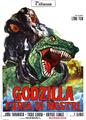 Godzilla vs. Hedorah Poster Italy 2