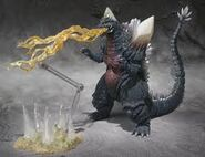 S.H MonsterArts Bandai SpaceGodzilla