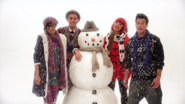 Characters in I Love Christmas Time 2 (The Go!Go!Go! Show, Nick Jr.)