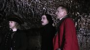 Гоголь, Бинх и Гуро в подземелье Всадника