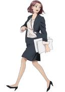 Miku anime design