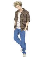 Masa anime design