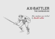 Arcade Ax Battler