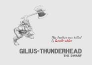 Arcade Gilius Thunderhead