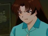 Naoko Katsuda angry
