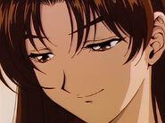 Naoko Katsuda smug face