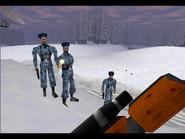 Severnaya Reinforcements