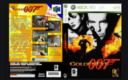 Faked GoldenEye 007 XBLA Cover