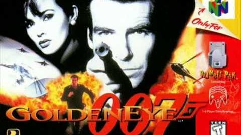 Goldeneye 007 (Music) - Statue