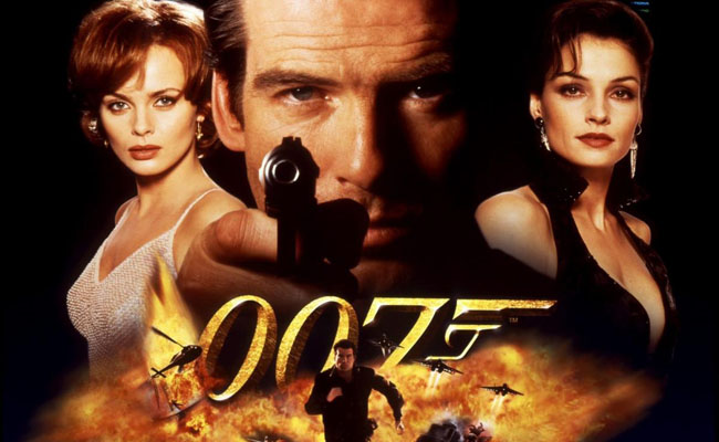 TheBlueRogue/Top 15 Reasons GoldenEye is one of the best shooter game series of all time