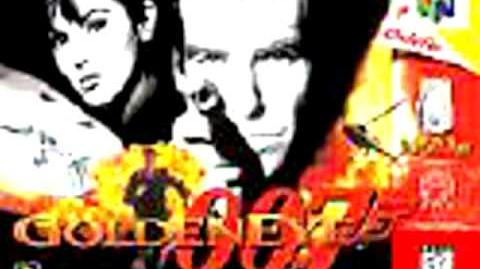 Goldeneye 007 Music Settle the Score with 006