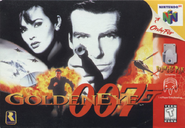 GoldenEye 007 Front Cover