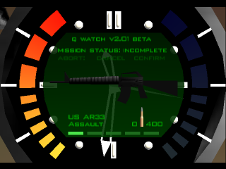 US AR33 Assault Rifle