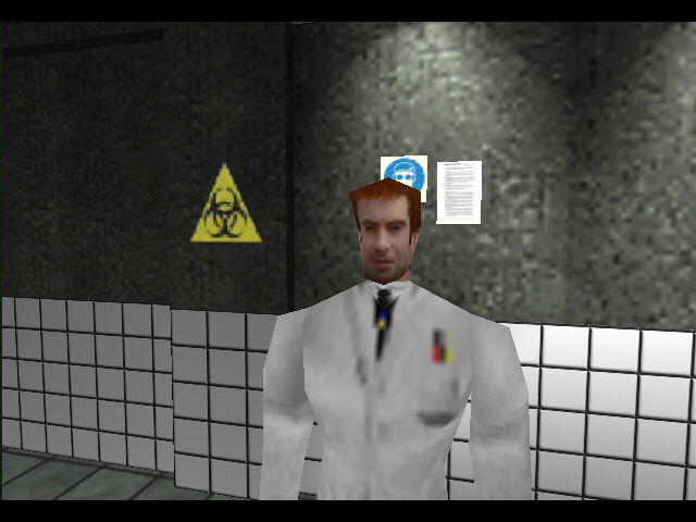 Scientist (Male)