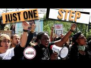 """""""Just One Step"""" by Arnetia Walker (2021 song from the project 'Just One Step For Democracy')"""